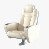 Figueras Cinema Seats Seating 13011 Smart RK Swing Business Chair