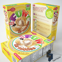 3d betty crocker fun da model
