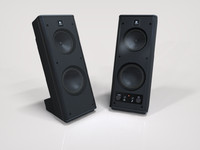 3ds max logitech x-140 speakers