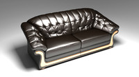 max photorealistic sofa