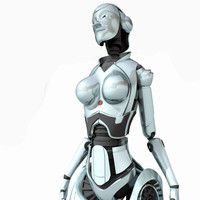 android woman max