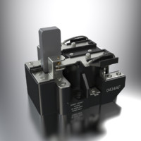 electrical relay 3d 3ds