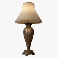 fine art lamps 145310 3d model