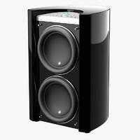 3d jl gotham g213 speaker