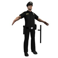 max police officer
