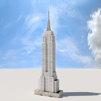 3ds empire state building