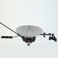 Voyager NASA Spacecraft
