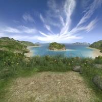 Island Hilltop