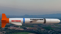 bgm-109 tomahawk cruise missile 3d model