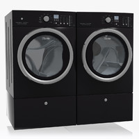 dryer set washer 3ds