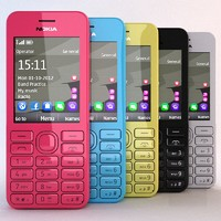 mid-poly nokia 206 different max