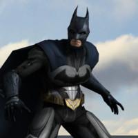 batman 31 animations 3d c4d