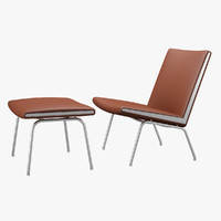 3d max chair hans j wegner