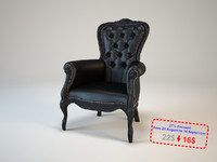 smoke chair(Moooi)