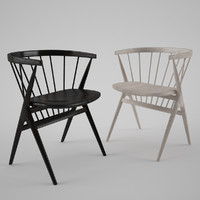 3d model sibast furniture chair