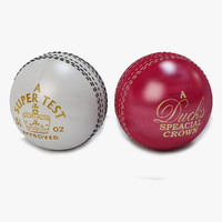 3d cricket ball stress