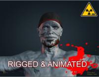 x male zombie