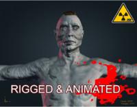 maya male zombie