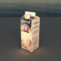 3ds max milk box