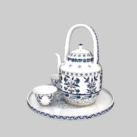 porcelain tea 3ds