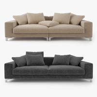 busnelli sofa easy max