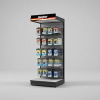 Display Rack Energizer