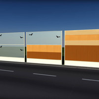 3ds max noise barrier
