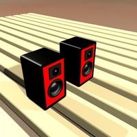 audiophile 3d model