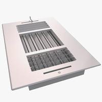 air vent 2 3d model