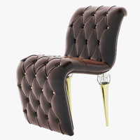 3d jc passion chocolat chair model