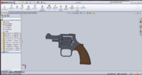 hand gun 3ds
