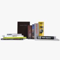 3d 11 books