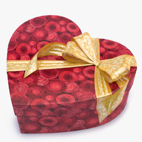 3d model gift box 04