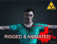 maya zombie male