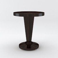 3d davidson adelaide table model