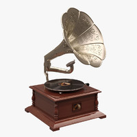Gramaphone 02 (His Master's Voice)