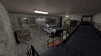 Multiplayer FPS map/level - Depot