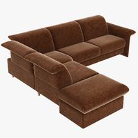 rom zelos sofa 3d 3ds