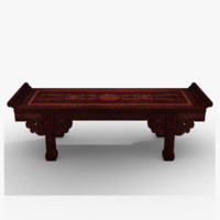 max oriental bench