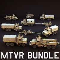 obj mtvr vehicles mk