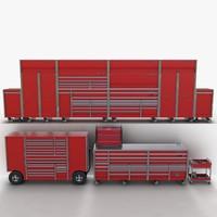 3d tool storage