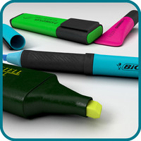 obj highlighters