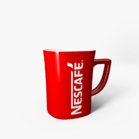 3d new mug coffee cup model