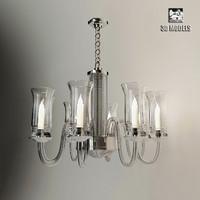 saint louis adiante chandelier 3d max