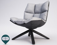 Husk B&B italia chair