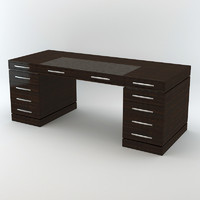 3d davidson wellington desk