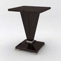 3d model davidson winnington table