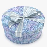 gift box 06 3d max