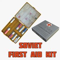 3dsmax soviet aid kit