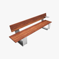 maya bench outdoor public